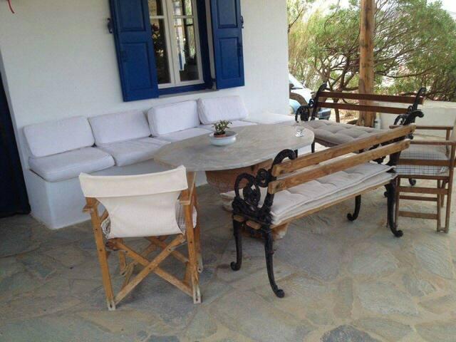 Villa in ornos full equiped - Mykonos - Villa