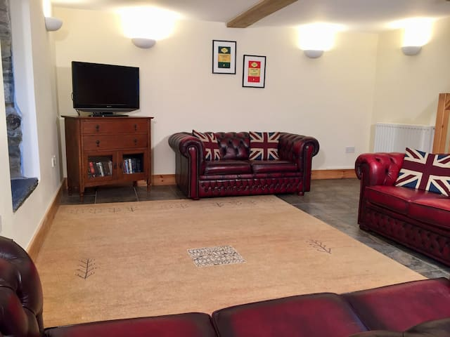 The Stables lounge