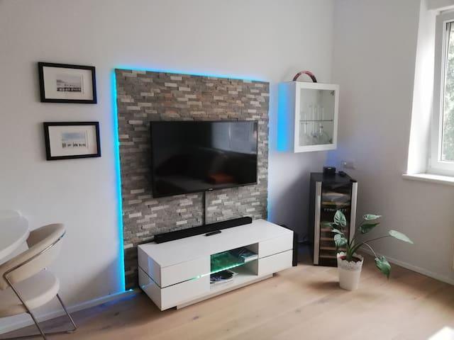 Moderne 2 Zimmer Wohnung im Zentrum von Graz