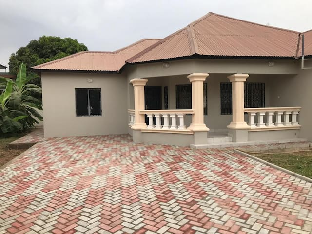 Your dream home to live in Gambia
