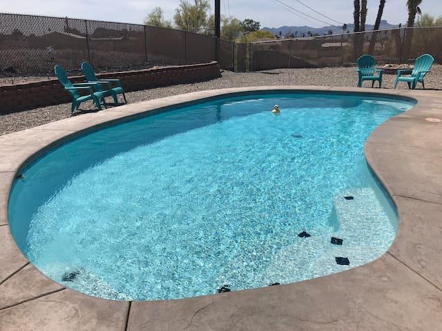 Fabulous pool home!