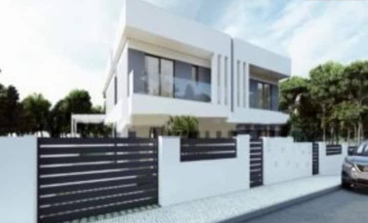 """Beautiful family villa with swimming pool"""