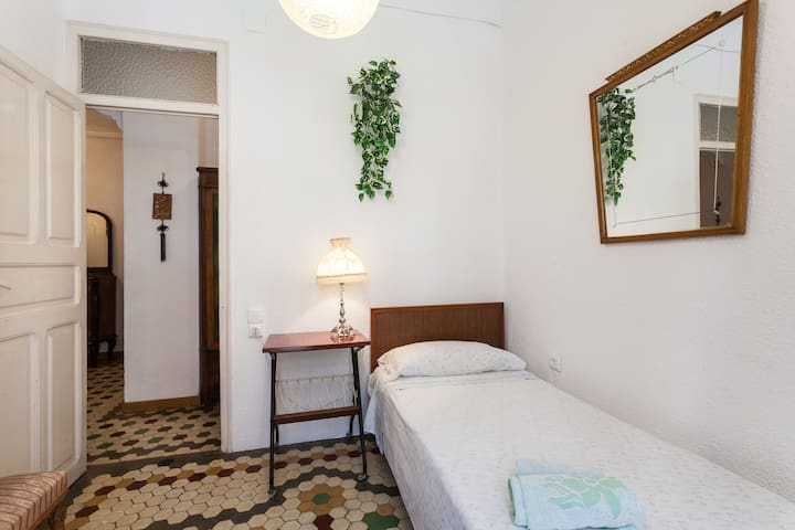 AMBER ROOM. ENJOY THE CITY CENTER + WIFI - València - Wohnung