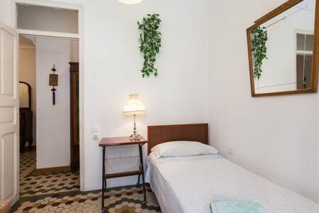 AMBER ROOM. ENJOY THE CITY CENTER + WiFi - València - Lakás