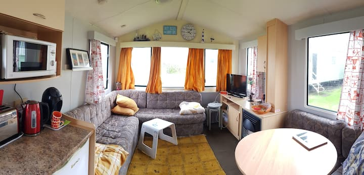 Family friendly caravan - Whitley Bay Holiday Park