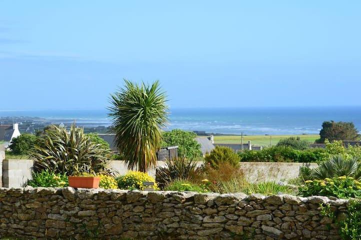 Entre ciel et mer - Bretagne Sud - Plozévet