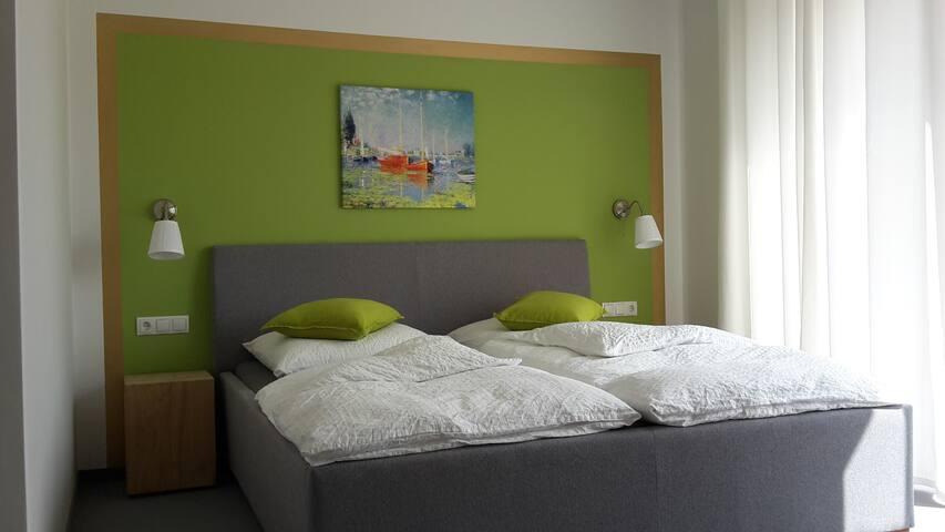 Rotdornhaus - Röbel/Müritz - Rumah