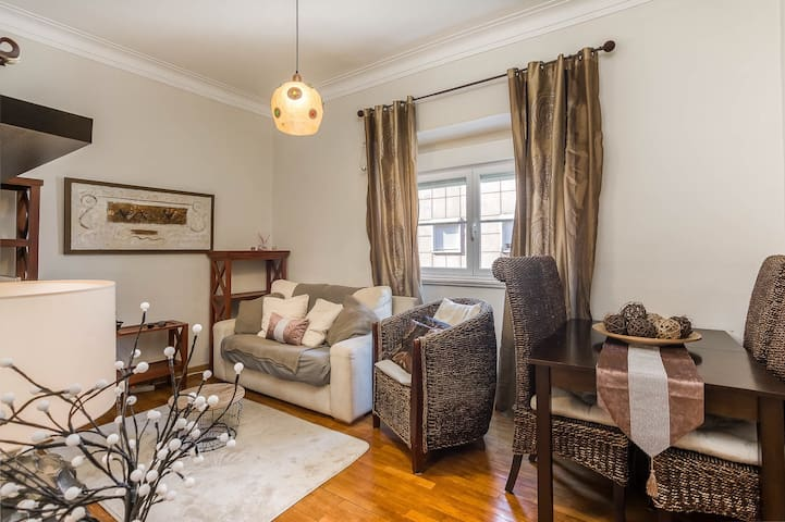 Cool Apartment - near AirPort / metro