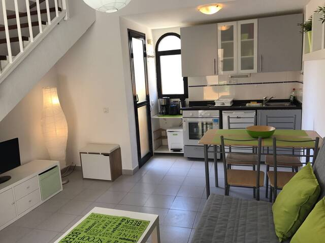 Cozy quiet bungalow Casa Pepe + free wifi