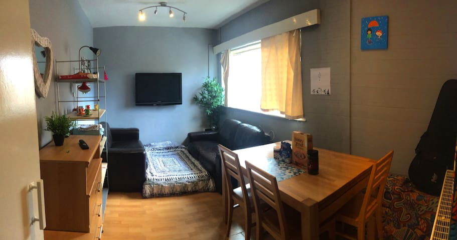 ** Spacious Room in Great Location **