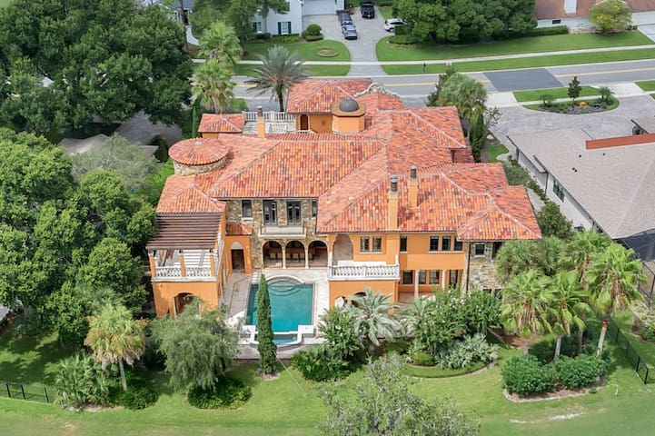 Stunning Award-Winning Mansion Near Disney!