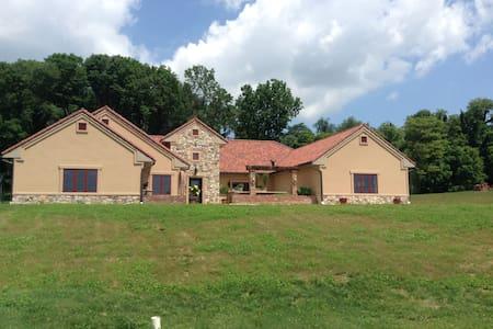 Stunning European Style Home - Wrightsville - House