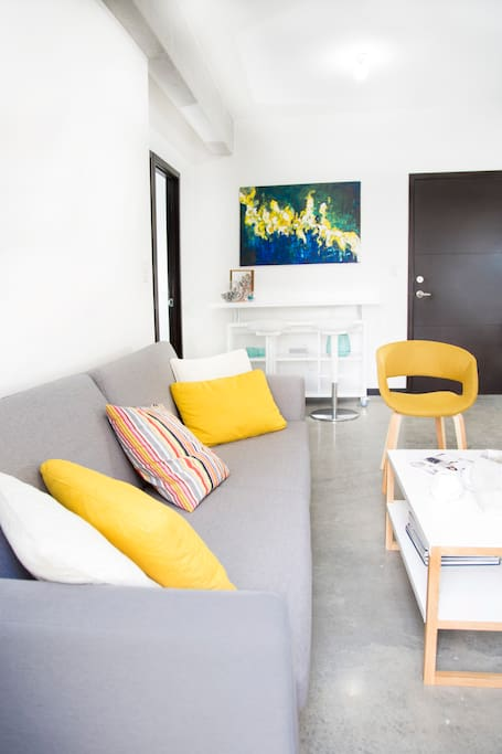 Living and Dinning Room / Sala - Comedor