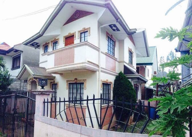 Fully Furnished Solo House good for Big Family - Baguio - Dom