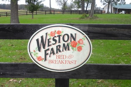 Weston Farm Bed & Breakfast - Wikt i opierunek