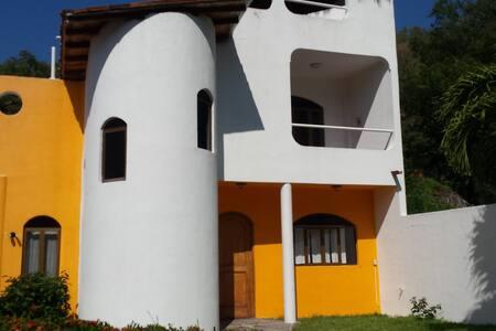 Villa Nido del Sol - Cihuatlán