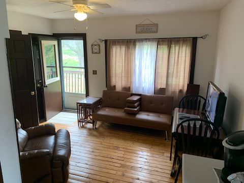 Sodus Bay fully furnished 1 bedroom