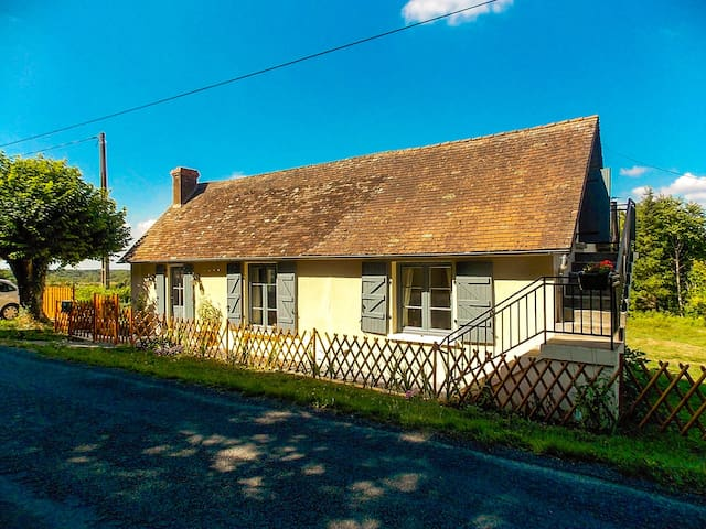 PRETTY FAMILY FRIENDLY WREN COTTAGE - Sarlande - Huis