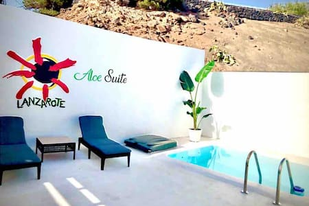 Aloe suite, con piscina privada