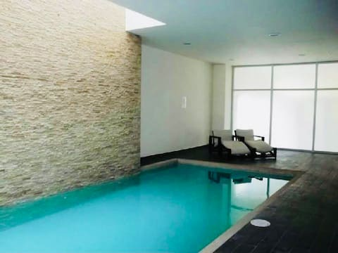 Luxury Suite con PISCINA cerca del City Mall