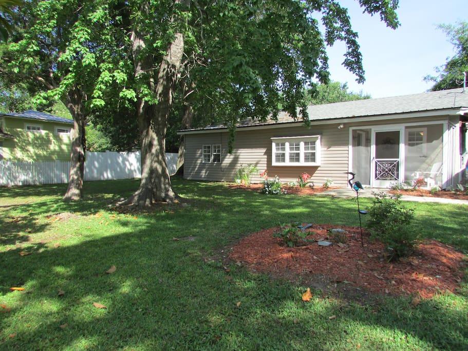 Gulf Palms Cottage