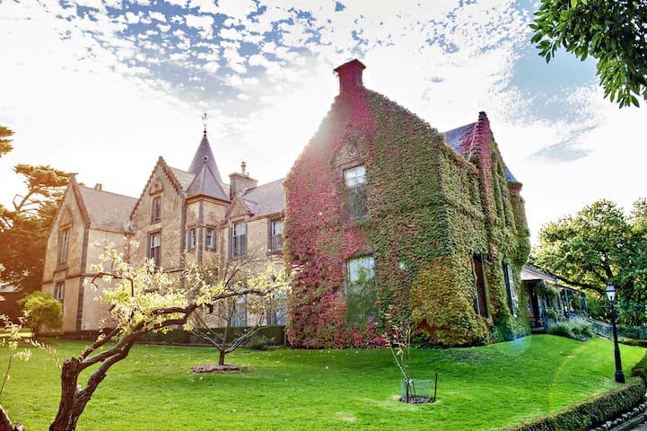Overnewton Castle Cottage