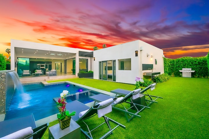 The Four Seasons Villa