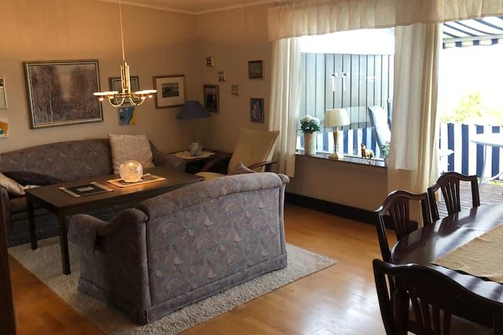 Molde - stort rekkehus med sengeplass til 9