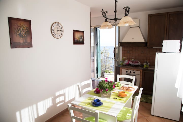Casa Azzurra - Santa Flavia - Lägenhet