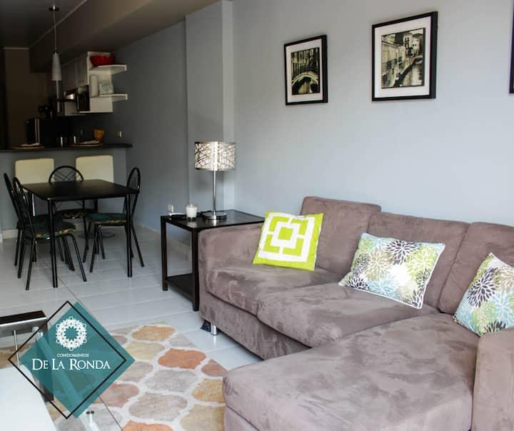 Apartamento 207 dos habitaciones en tegucigalpa