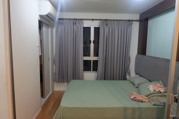 Private condo~nearby BANGKAPI Pier and airport