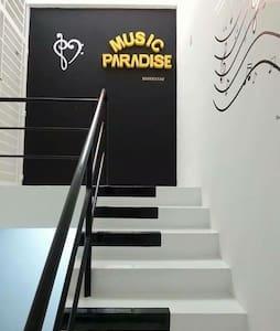 Music paradise homestay - Malacca - Appartamento
