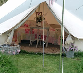 Dewflock Farm, Dorset Farm Camping - Dorchester - Khemah