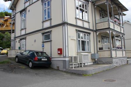Leilighet i Kragerø sentrum