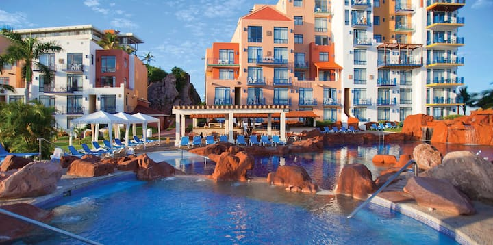 2Beds STUDIO El Cid Marina Beach Hotel &Yacht Club