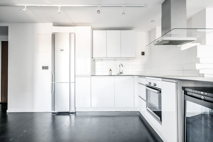 Top standard kitchen for cooking