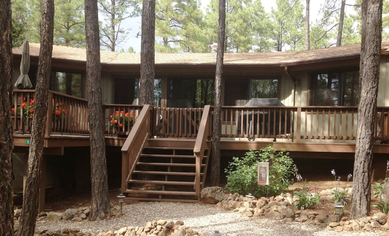 Pinecone Cottage - Reduced Rates in April and May! - Munds Park - Cabane