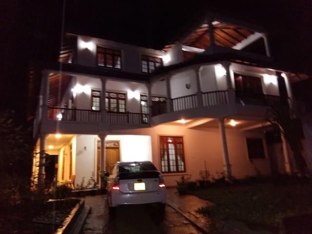 Sams villa