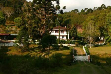 Rooms in Farm House near Cunha - Cunha