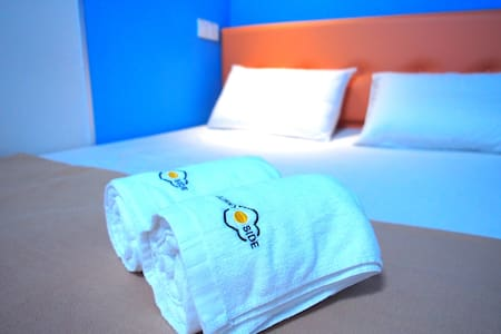 Sunny Side Standard Queen Room - George Town - Inap sarapan