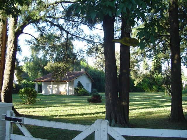 Un lugar especial cerca de la naturaleza - Luján - Casa de huéspedes