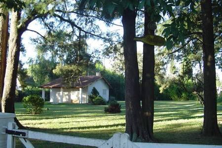 Un lugar especial cerca de la naturaleza - Luján - Guesthouse - 0