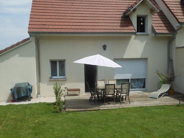 Maison au coeur de la franche Comté - Chaucenne - Huis