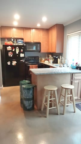 Private Room Close To HW 50/DT/UCD Med Center/CSUS - Sacramento - Apartemen
