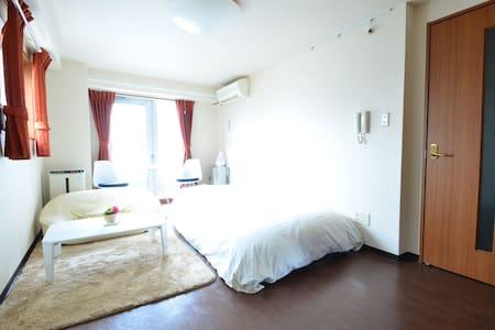 Into the Central, Very walkable !! - Sapporo - Apartment