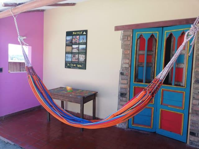 The cecy's House / La casa de Cecí