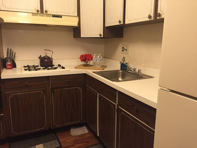 Private Unique Apartment - Home Away From Home - Philadelphia - Byt
