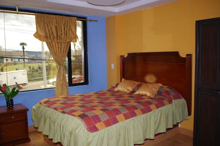 Room Near Quitumbe Terminal Buses - Quito