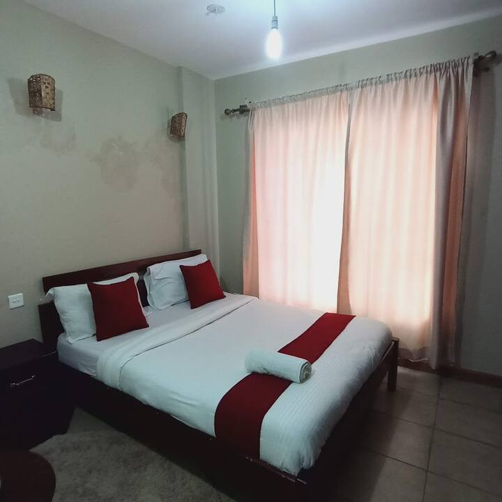 Modern & Spacious Studio for business or leisure