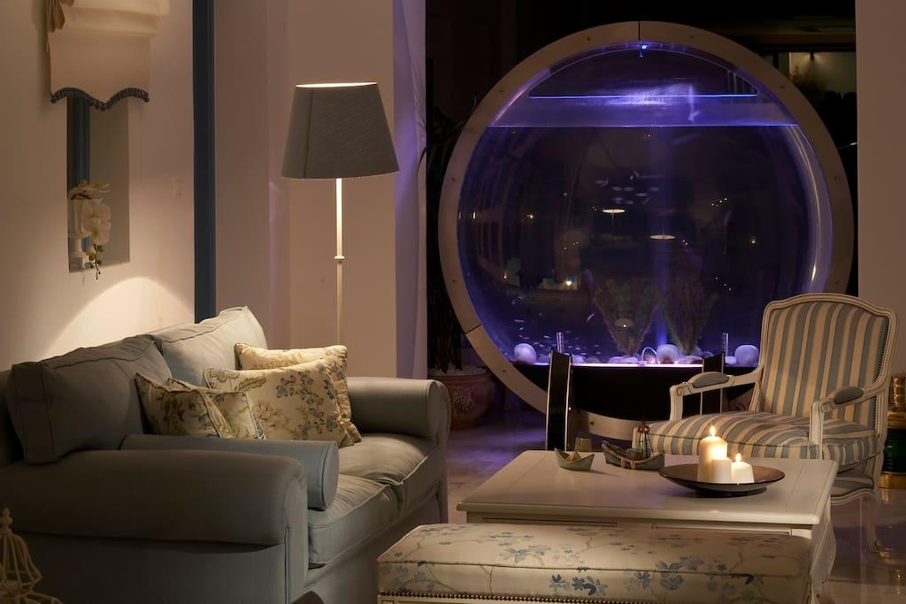 Lagos Mare | Lobby area | Our Aquarium